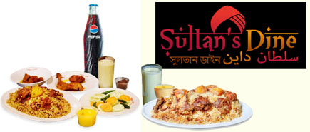 Send Sultan Dines Foods in Dhaka