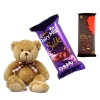 buy bear with chocolate to dhaka