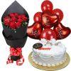 send flowers cake balloon to dhaka