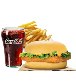 send burger king fish n crisp meal to dhaka city
