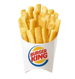 send burger king french fries to dhaka city
