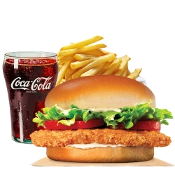send burger king tendercrisp meal to dhaka city