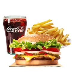 send burger king whopper jr meal to dhaka city