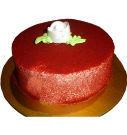 Sumi's Red Velvet cake Delivery to Dhaka Bangladesh