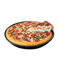 pizza hut cheese lovers pizza medium