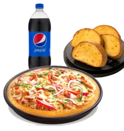send pizza hut meal deal package to dhaka