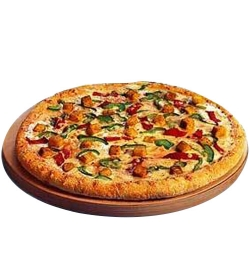 pizza hut spicy beef pizza family