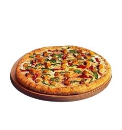 pizza hut spicy beef pizza medium