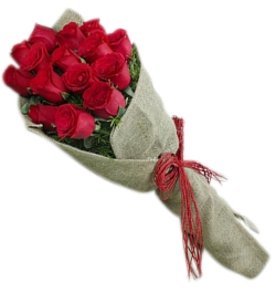send 12redroses bouquet with fillers to dhaka