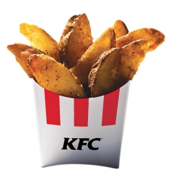 send kfc potato wedges to dhaka