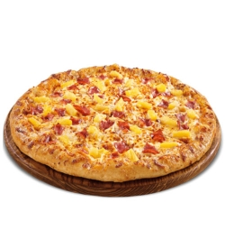 pizza hut chicken hawaiian pizza family