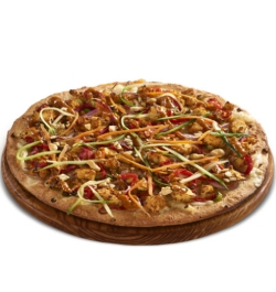 pizza hut chicken royale pizza family