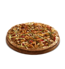 pizza hut chicken royale pizza medium