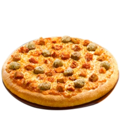 pizza hut chicken supreme pizza family