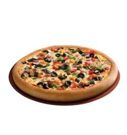 pizza hut supreme pizza medium