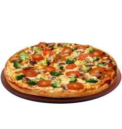 pizza hut veggie lover pizza family