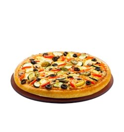pizza hut veggie supreme pizza medium