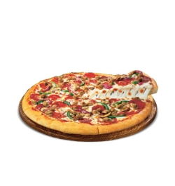 pizza inn zesty hot spice lovers pizza medium