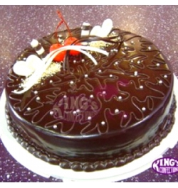 send 2.2 pounds american chocolate cake by kings to dhaka in bangladesh