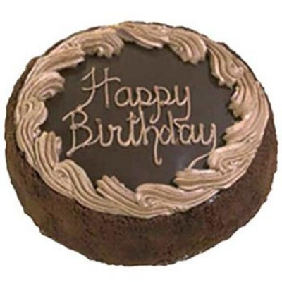 swiss - 3.3 pounds chocolate round cake to dhaka