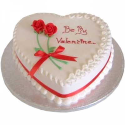 send vanilla heart cake to dhaka,vanilla heart cake to bangladesh