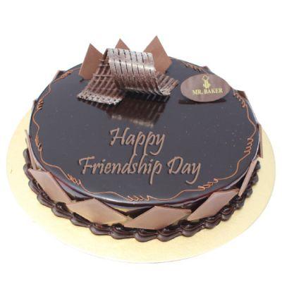 send cake from mr. baker opera chocolate cake to dhaka, bangladesh