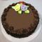2.2 Pounds chocolate Round Cake